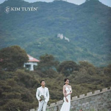 Trọn gói Album cưới Hồ Cốc - Áo cưới Kim Tuyến - Hình 25