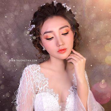 Trang điểm cô dâu - Trương Tịnh Wedding - Hình 15