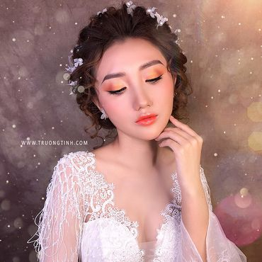 Trang điểm cô dâu - Trương Tịnh Wedding - Hình 21