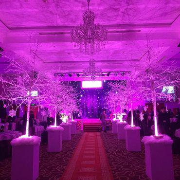 Gói tiệc Bạch kim - Trung tâm tiệc cưới hội nghị Saphire - Hình 5