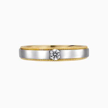 Nhẫn cưới Just For Love - W2B.VWR0140R - Công ty Cổ phần Vàng Bạc Đá Quý Lộc Phúc - Hình 3