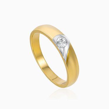 Nhẫn cưới Falling In Love - W2B.W173R - Công ty Cổ phần Vàng Bạc Đá Quý Lộc Phúc - Hình 2