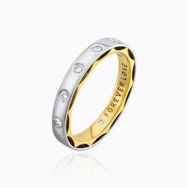 Nhẫn cưới Dream Of Love - K1B.LPW0039R - Công ty Cổ phần Vàng Bạc Đá Quý Lộc Phúc - Hình 2