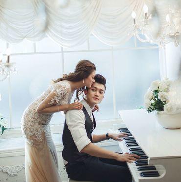 Trọn gói album cưới phim trường White House - Hệ thống cửa hàng dịch vụ ngày cưới ALEN - Hình 2
