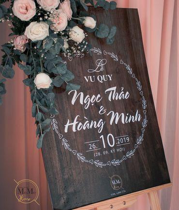 MoMo House - DV Trang trí tiệc cưới tại Nha Trang - MoMo House Wedding Decor - Hình 3