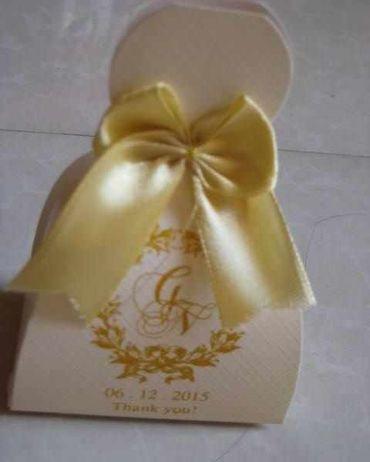 Hộp quà cưới tổng hợp - Bánh May Mắn - Hình 29