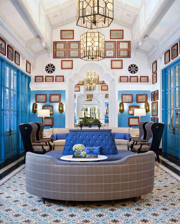 Grand Ballroom Hội trường La - mác - JW Marriott Phu Quoc Emerald Bay Resort & Spa - Hình 9