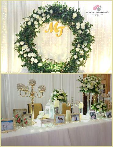 Combo cưới tiết kiệm dành cho lễ cưới ngoài trời - Tự Trang Trí Đám Cưới - Hình 2