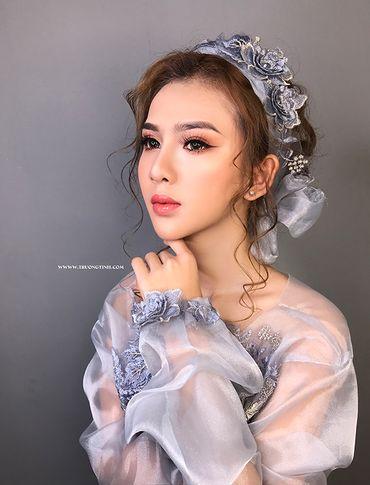 Trang điểm cô dâu đẹp - Trương Tịnh Wedding - Hình 17