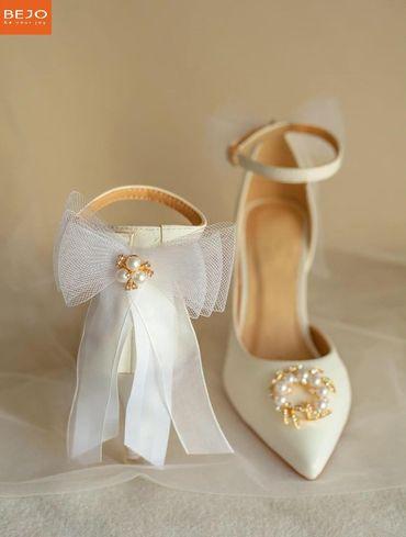 PRINCESS - Giày cưới / Giày Cô Dâu BEJO BRIDAL - Hình 1