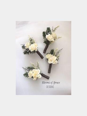 Hoa cài áo chú rể - Sea Florist - Hình 4