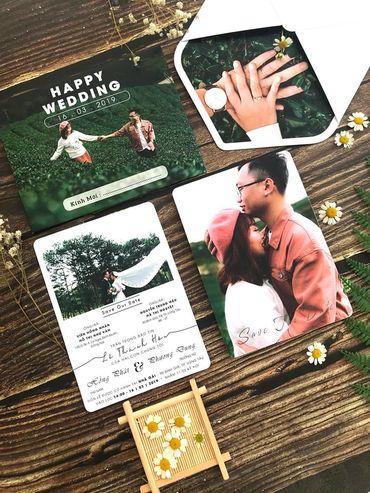 Ngày Chung Đôi - Thiệp cưới nhà Pin - Hình 4
