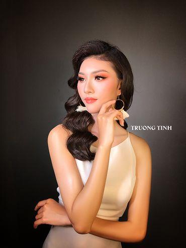 Trang điểm cô dâu đẹp - Trương Tịnh Wedding - Hình 13