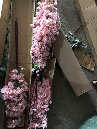 Hoa vải cao cấp - Midori Shop - Phụ kiện trang trí ngành cưới - Hình 145