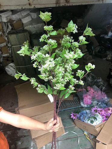 Hoa vải cao cấp - Midori Shop - Phụ kiện trang trí ngành cưới - Hình 106