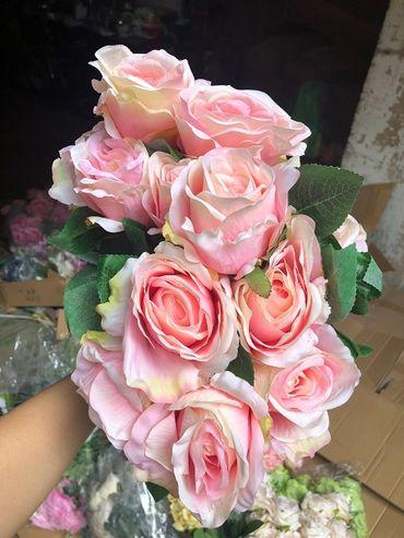 Hoa vải cao cấp - Midori Shop - Phụ kiện trang trí ngành cưới - Hình 88