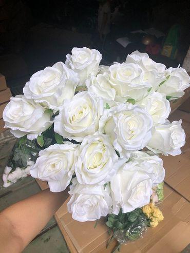 Hoa vải cao cấp - Midori Shop - Phụ kiện trang trí ngành cưới - Hình 94