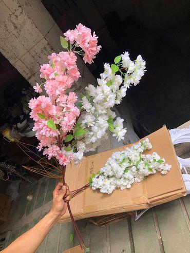 Hoa vải cao cấp - Midori Shop - Phụ kiện trang trí ngành cưới - Hình 90