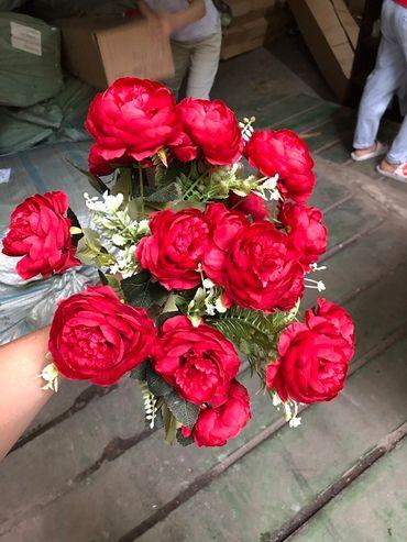 Hoa vải cao cấp - Midori Shop - Phụ kiện trang trí ngành cưới - Hình 128