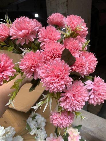 Hoa vải cao cấp - Midori Shop - Phụ kiện trang trí ngành cưới - Hình 168
