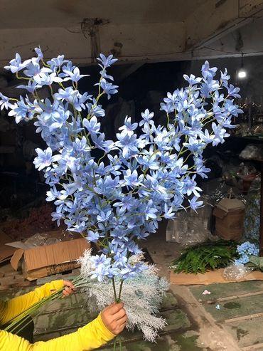 Hoa vải cao cấp - Midori Shop - Phụ kiện trang trí ngành cưới - Hình 166