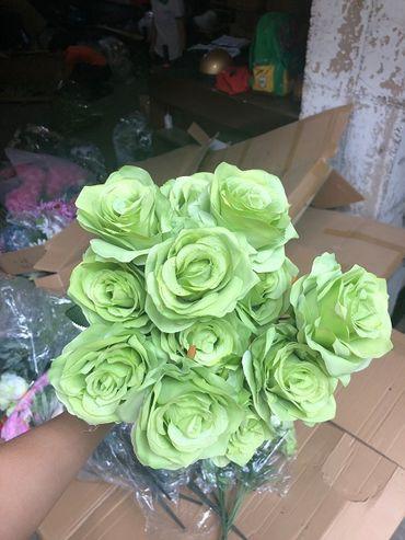 Hoa vải cao cấp - Midori Shop - Phụ kiện trang trí ngành cưới - Hình 154
