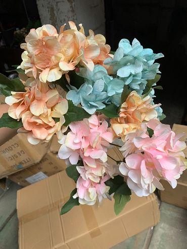 Hoa vải cao cấp - Midori Shop - Phụ kiện trang trí ngành cưới - Hình 149