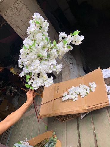 Hoa vải cao cấp - Midori Shop - Phụ kiện trang trí ngành cưới - Hình 96