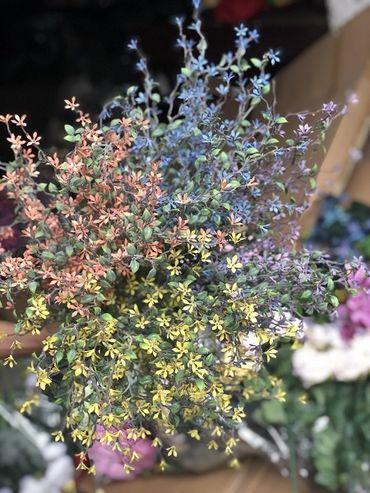 Hoa vải cao cấp - Midori Shop - Phụ kiện trang trí ngành cưới - Hình 160