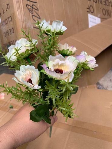 Hoa vải cao cấp - Midori Shop - Phụ kiện trang trí ngành cưới - Hình 92