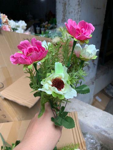 Hoa vải cao cấp - Midori Shop - Phụ kiện trang trí ngành cưới - Hình 93