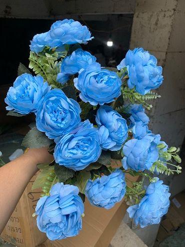 Hoa vải cao cấp - Midori Shop - Phụ kiện trang trí ngành cưới - Hình 151