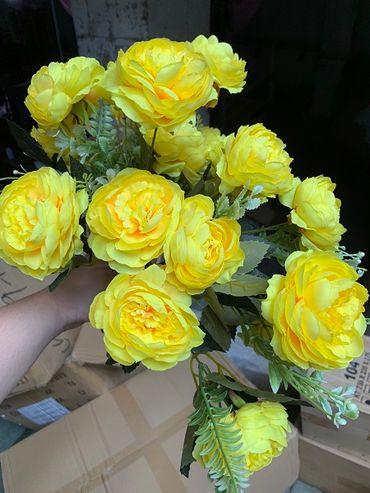 Hoa vải cao cấp - Midori Shop - Phụ kiện trang trí ngành cưới - Hình 155
