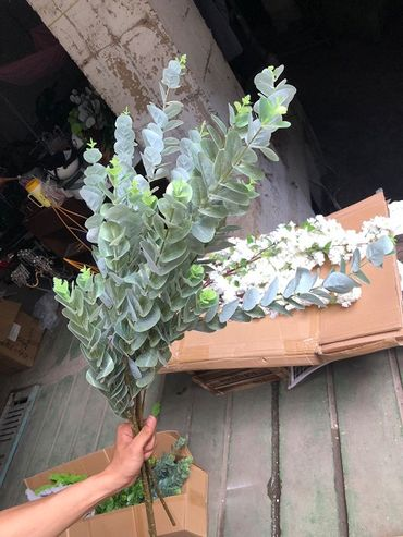 Hoa vải cao cấp - Midori Shop - Phụ kiện trang trí ngành cưới - Hình 164