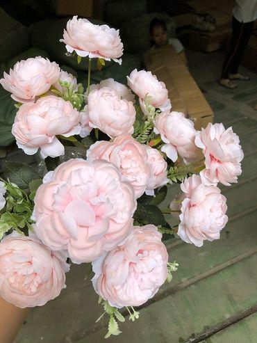 Hoa vải cao cấp - Midori Shop - Phụ kiện trang trí ngành cưới - Hình 112