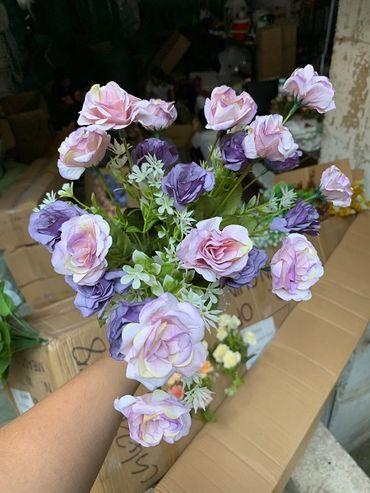 Hoa vải cao cấp - Midori Shop - Phụ kiện trang trí ngành cưới - Hình 111