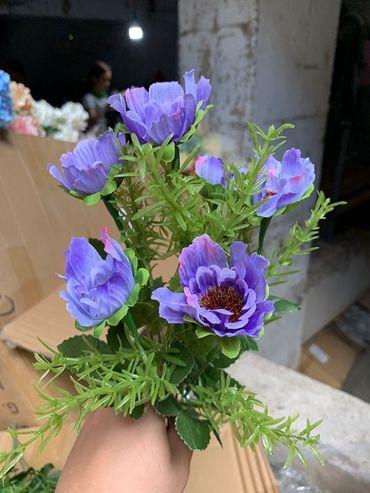 Hoa vải cao cấp - Midori Shop - Phụ kiện trang trí ngành cưới - Hình 152