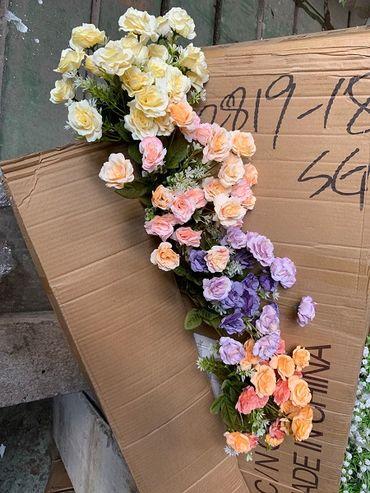 Hoa vải cao cấp - Midori Shop - Phụ kiện trang trí ngành cưới - Hình 114