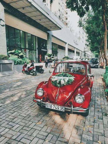 Cho thuê xe hoa - THẢO NGUYÊN WEDDING - Hình 4