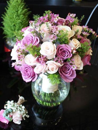 Dịch Vụ Hoa Cầm Tay Cô Dâu - Flower Corner - Hình 8