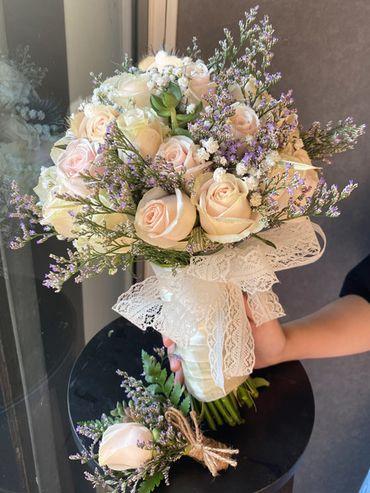 Dịch Vụ Hoa Cầm Tay Cô Dâu - Flower Corner - Hình 9
