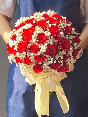 Dịch Vụ Hoa Cầm Tay Cô Dâu - Flower Corner - Hình 10