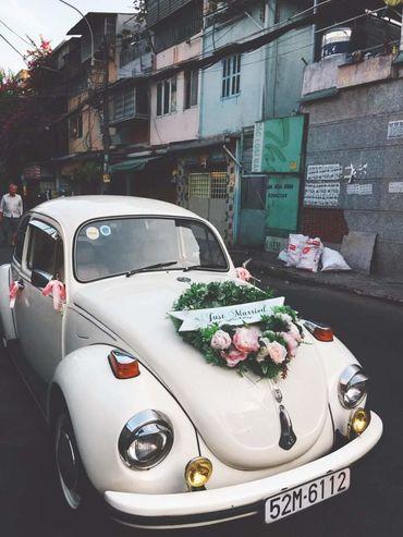Cho thuê xe hoa - THẢO NGUYÊN WEDDING - Hình 1