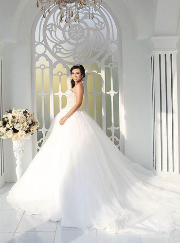 Bộ ảnh thử làm cô dâu cùng Marry.vn từ ngày 29/10 đến 24/12 (8 tuần) - Demi Duy - Hình 47