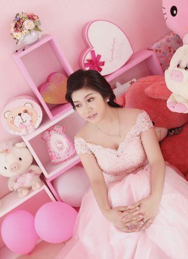 Bộ ảnh thử làm cô dâu cùng Marry.vn từ ngày 29/10 đến 24/12 (8 tuần) - Demi Duy - Hình 59