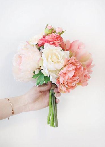 Hoa cầm tay cô dâu - Sea Florist - Hình 1