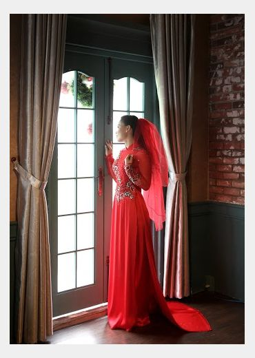 Bộ ảnh thử làm cô dâu cùng Marry.vn từ ngày 29/10 đến 24/12 (8 tuần) - Demi Duy - Hình 15