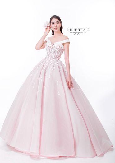 Thuê váy cưới - Dòng Royal - NTK MINH TUAN Nguyen - Hình 6