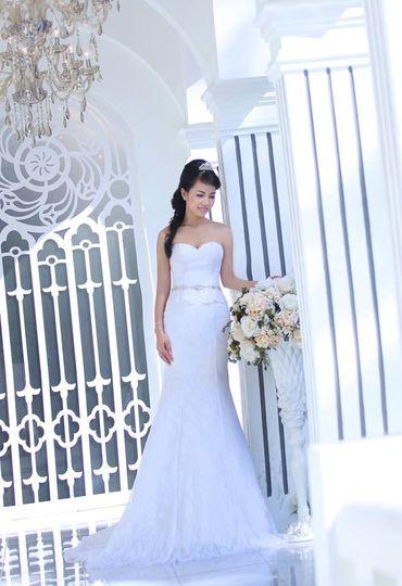 Bộ ảnh thử làm cô dâu cùng Marry.vn từ ngày 29/10 đến 24/12 (8 tuần) - Demi Duy - Hình 29