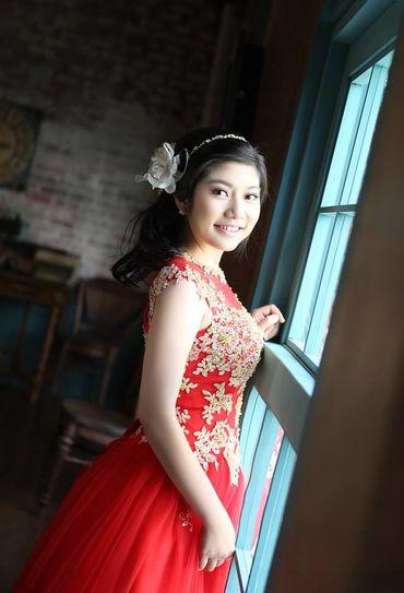 Bộ ảnh thử làm cô dâu cùng Marry.vn từ ngày 29/10 đến 24/12 (8 tuần) - Demi Duy - Hình 1
